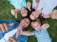 Googleplayを使用する家族