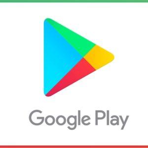 高い換金率が可能なGoogleplayカード