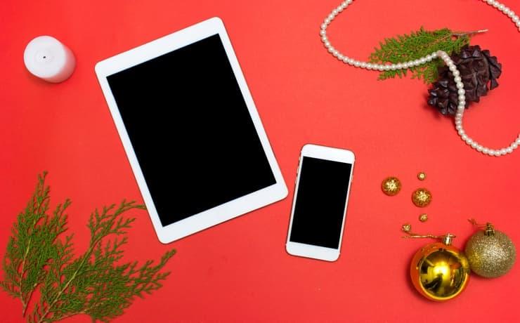 iPhone/iPadの登録方法