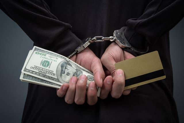 現金化業者が逮捕